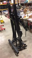Torin 2 Ton Hydraulic Engine Hoist