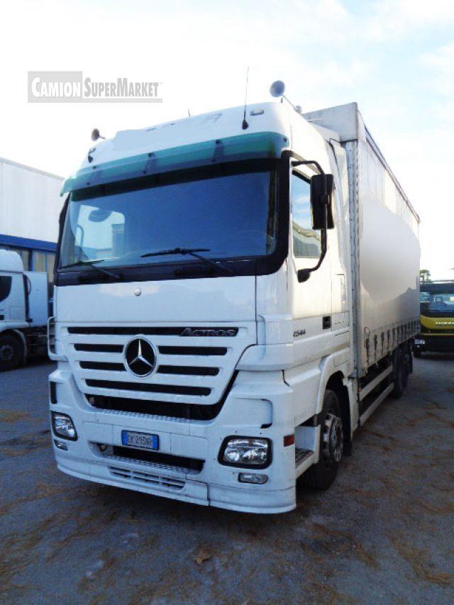 Mercedes-Benz ACTROS 2544 Second-hand
