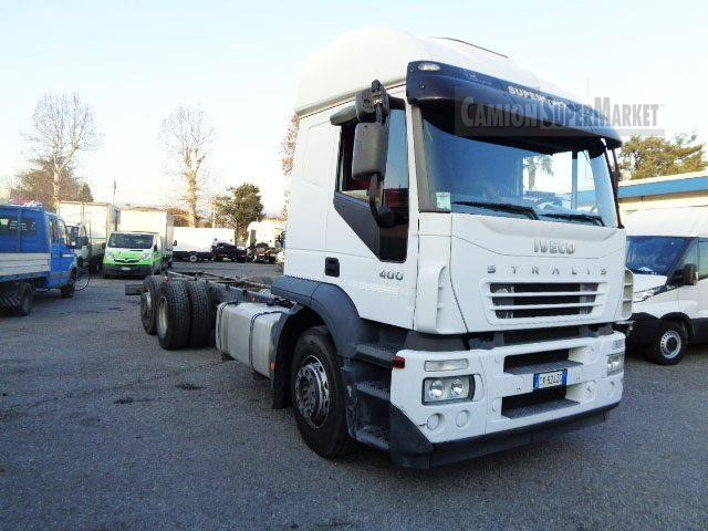 Iveco STRALIS 400 Second-hand