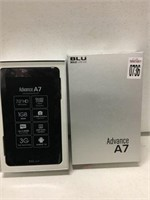 BLU ADVANCE A7 TABLET (IN SHOWCASE)