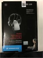 SENNHEISER RS 120 HEADPHONE (IN SHOWCASE)