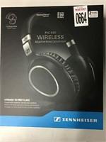 SENNHEISER PXC 550 WIRELESS HEADPHONE (IN