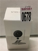 WYZE OUTDOOR CAM (IN SHOWCASE)