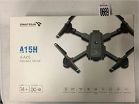 SNAPTAIN A15H FOLDABLE DRONE (IN SHOWCASE)