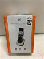 AT&T ACCESSORY HANDSET