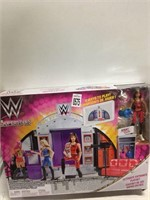 WWE SUPERSTARS PLAYSET