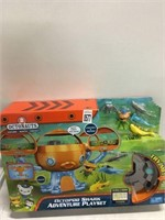 OCTONAUTS ADVENTURE PLAYSET