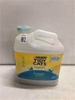 PURINA TIDY CATS CLUMPING LITTER (OPEN PACKAGE,
