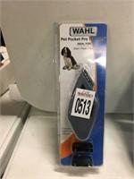 WAHL PET POCKET PRO TRIMMER