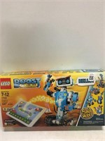 LEGO BOOST AGES 7-12