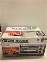 BLACK+DECKER COUNTERTOP OVEN
