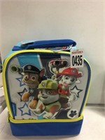 PAW PATROL INSULATED LUNCH KIT