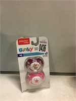 PLAYTEX BABY SILICONE PACIFIERS