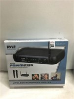 PYLE WIRLESS MICROPHONE SYSTEM