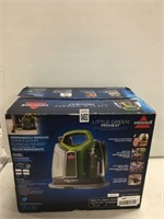 BISSELL PORTABLE CARPET & UPHOLSTERY CLEANER
