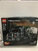 LEGO TECHNIC AGES 11-16