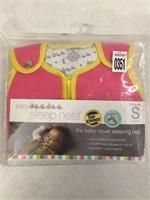 BABY DUVET SLEEPING BAG SMALL
