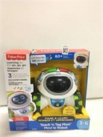 FISHER PRICE TEACH N TAG MOVI AGES 3-6