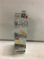 BORMIOLI ROCO ROCK BAR SHOT GLASSES X6