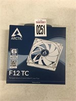 ARCTIX TEMPERATURE CONTROL CASE FAN