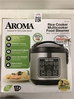 AROMA 2-8 CUPS RICE COOKER