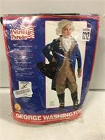 GEORGE WASHINGTON COSTUME KIDS SMALL