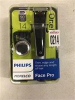 PHILIPS ONE BLADE FACE PRO
