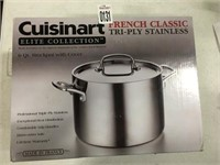 CUISINART 6QUART STOCKPOT WITH COVER