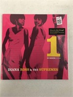 DIANA ROSS & THE SUPREMES RECORD ALBUM