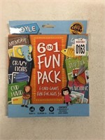 HOYLE 6 IN 1 FUN PACK