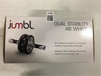 JUMBL DUAL STABILIZER AB WHEEL