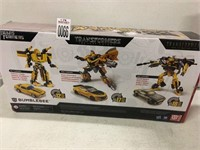 TRANSFORMERS BUMBLEBEE EVOLUTION 3 PACK