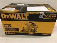 DEWALT 18V CORDLESS CIRCULAR SAW