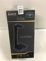 LUX A E-ONE ALUMINUM HEADSET HOLDER
