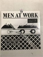 MEN AT WORK RECORD ALBUM
