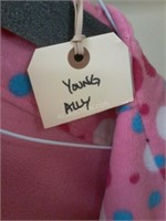 Young Ally's Outfit - Sweater & Shirt Sz L (14)