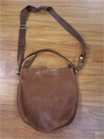 Fossil Ladies Leather Cross Shoulder Purse - AS/IS