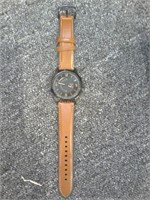 Fossil Hybrid Mens Watch with Box & Papers