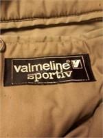 Valmeline Sportive Mens Jacket Sz 40