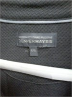 Lot of 3 Denver Hayes Mens Shirts Sz L