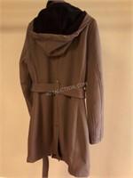 Calvin Klein Ladies Coat Sz M
