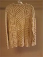 Ladies Knit Sweater Sz S