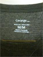 Lot of 3 Asstd Mens Tops Sz M - Hayes & George