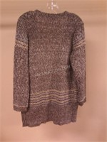 Northern Reflections Ladies Sweater Appears Sz M