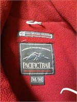 Pacific Trail Mens Jacket Sz M
