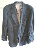 Harris Tweed Mens Scottish Wool Mens Jacket SZ