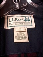 L.L. Bean Mens Jacket Sz M Reg
