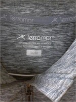 Terramar Ladies Top Sz M