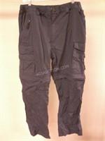 BC Clothing Mens Convertible Pants/Shorts Sz L/30
