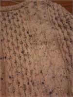 Gaeltarra Ladies Pure New Wool Sweater Sz M